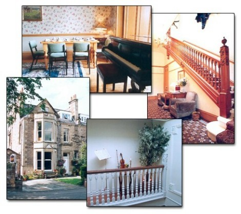 Ardgowan House Hotel, Edinburgh